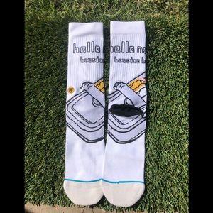 Men's Stance Beastie Boys Large Socks